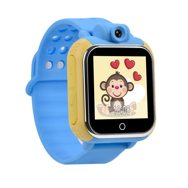 Детские часы 3G GPS Smart Baby Watch Q75 (GW1000) с камерой   127873 ... cd9ca16e41350