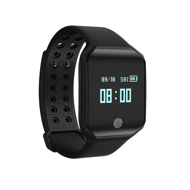 Умные часы Smart Bracelet Z66 с контролем артериального давления фото в  интернет-магазине подарков MarketSmart 4ef627669456b