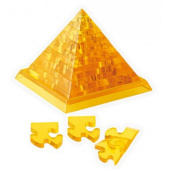 3D Crystal Puzzle Пирамида L