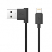Кабель Hoco UPL11 L Shape Charging Cable для iPhone