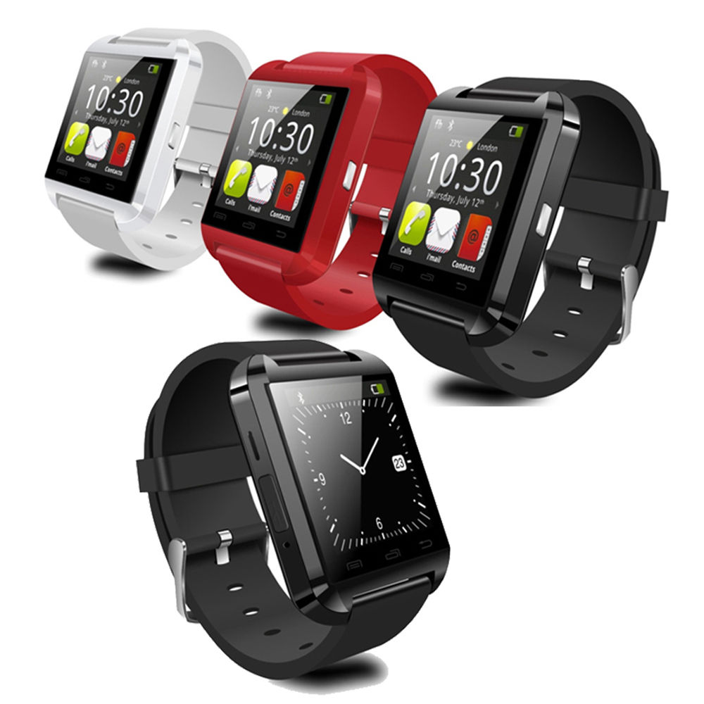 ... Умные часы Uwatch U8 Smart Watch фото в интернет-магазине подарков  MarketSmart ... c6ba757053648