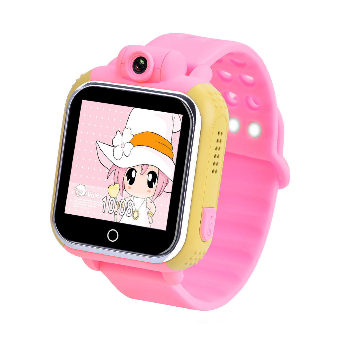 Детские часы 3G GPS Smart Baby Watch Q75 (GW1000) с камерой   127873  купить  в Москве  f7845edef7fe5