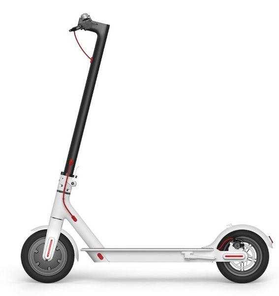 Электросамокат Xiaomi Mijia Electric Scooter M365 - Белый от 27 490 руб