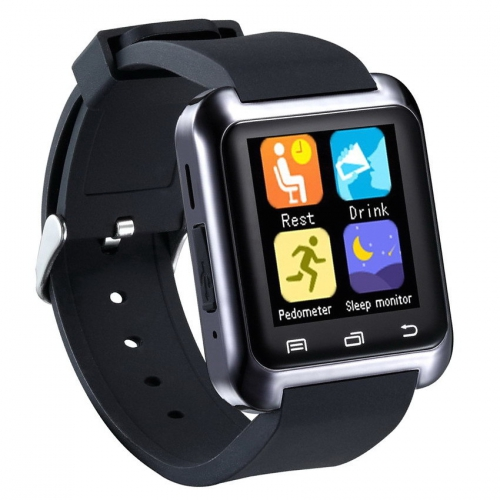 ... Умные часы Uwatch U8 Smart Watch фото в интернет-магазине подарков  MarketSmart 60f213ab9476f